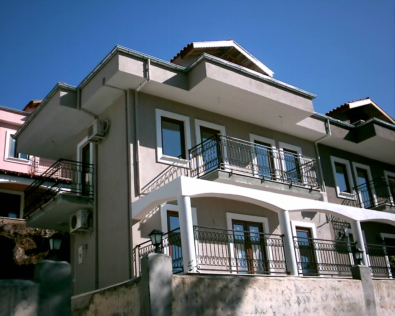 Semi Detached Villa in Beldibi