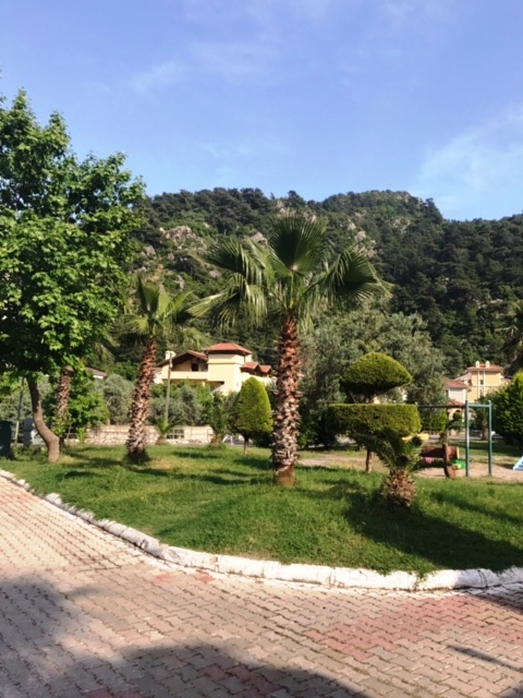 An Excellent Villa forsale in İçmeler